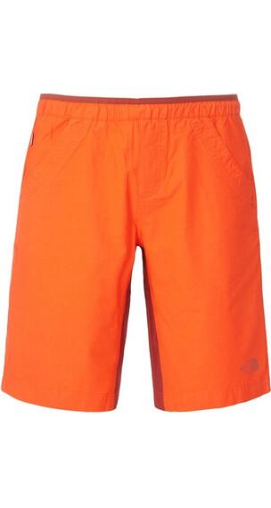 The North Face M's Edge Short Acrylic Orange